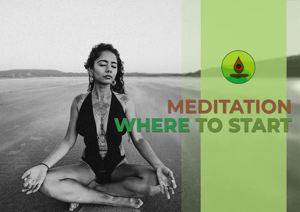 meditation where to start