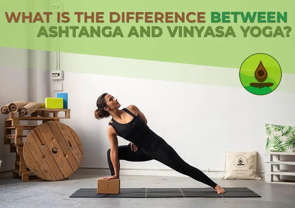 ashtanga yoga vs vinyasa