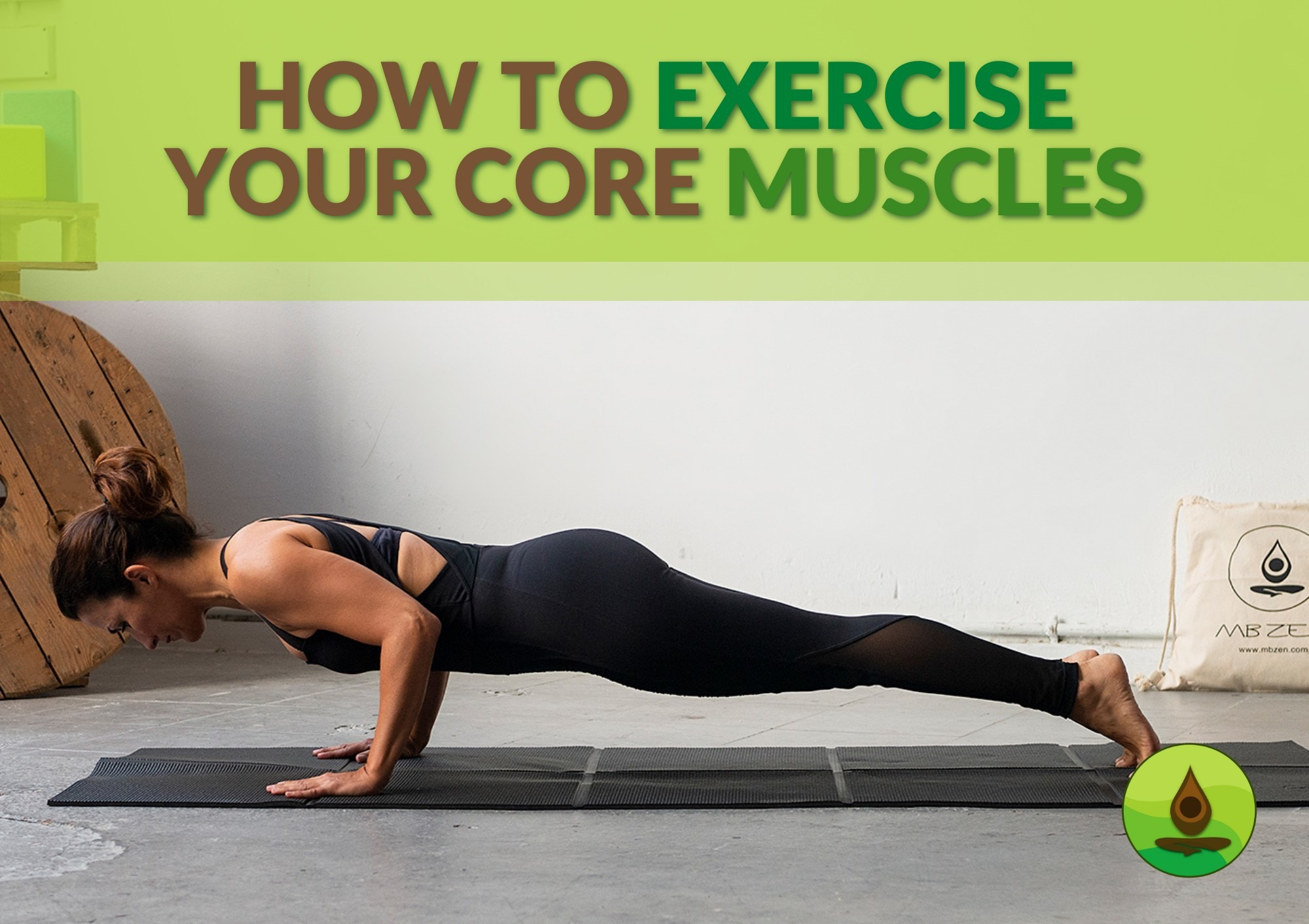 exercises for core strength in women