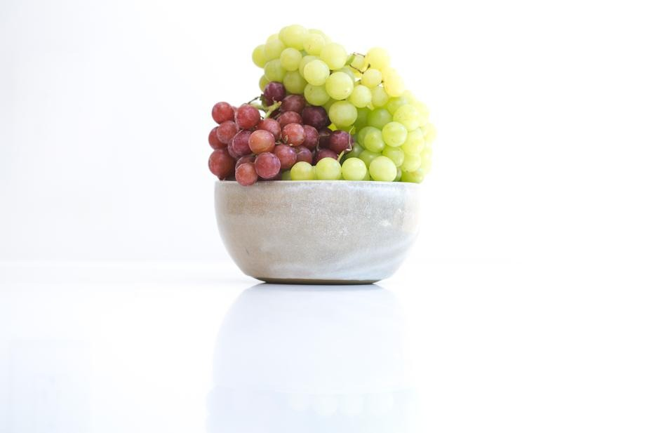 Grapes are a natural source of beneficial antioxidants and other polyphenols