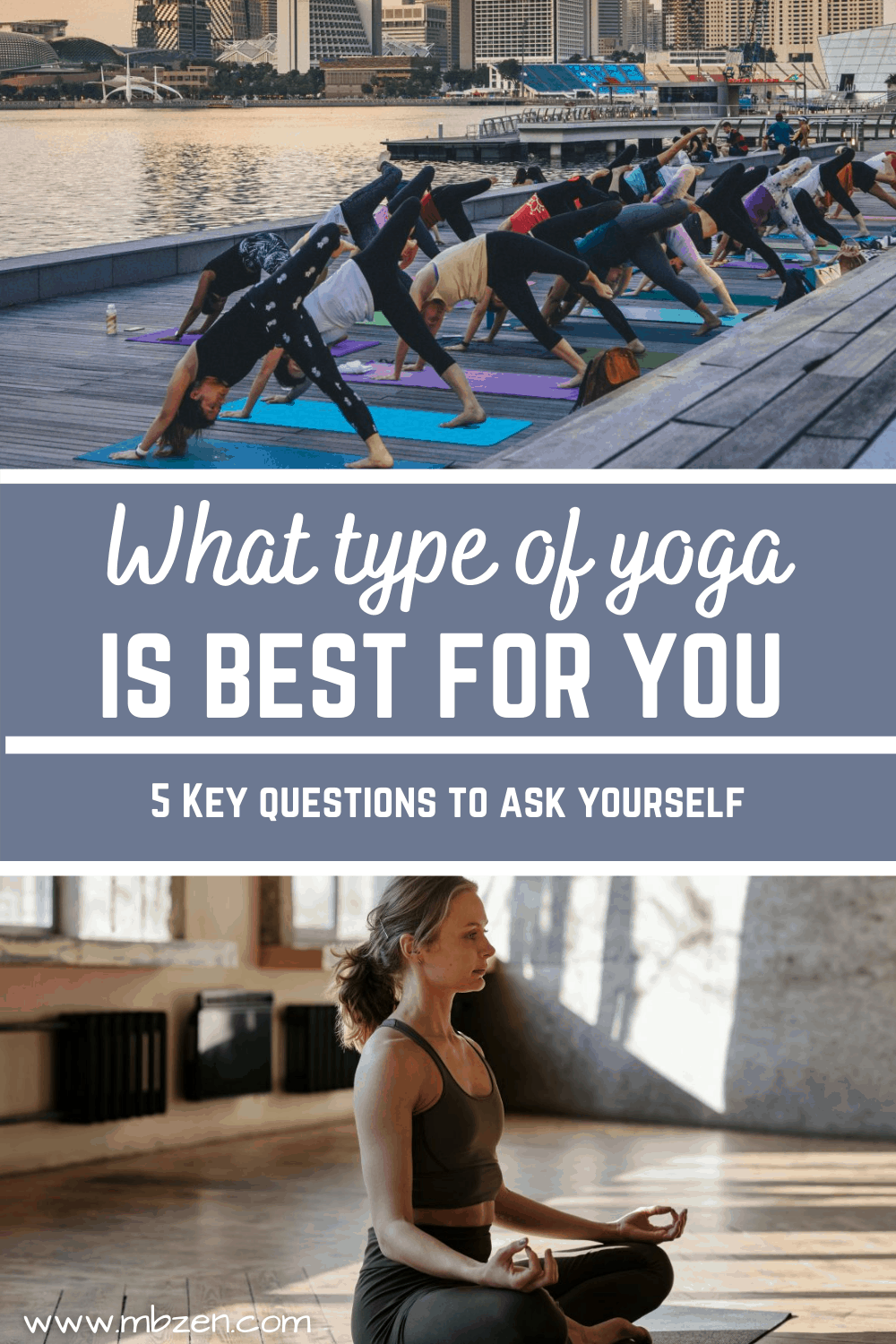 best type of yoga for you