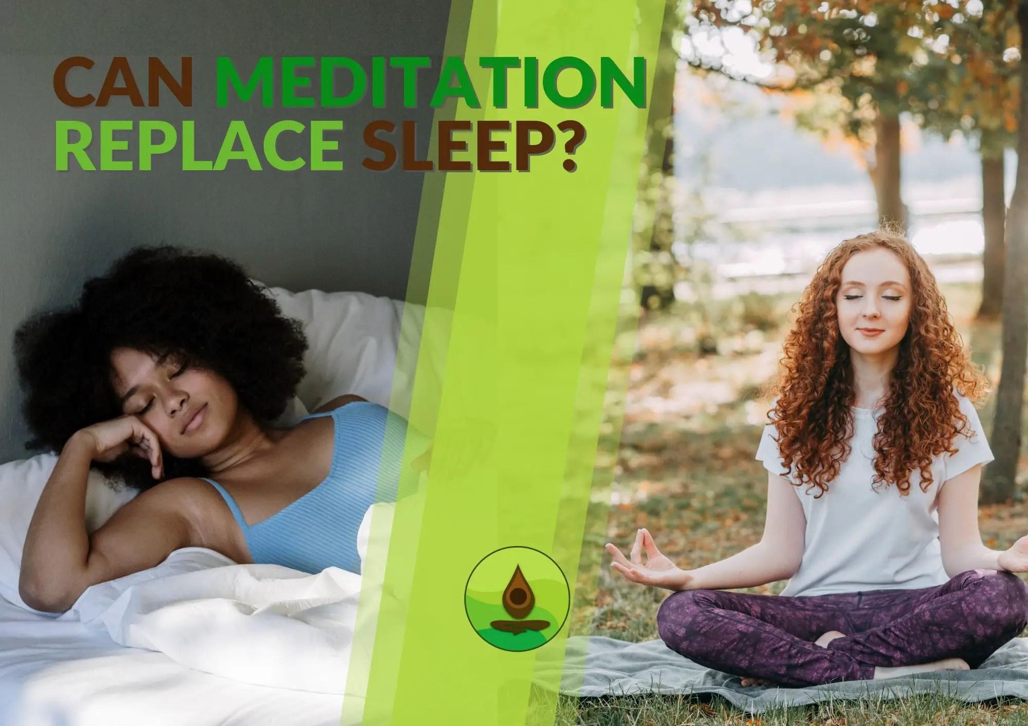 sleep and meditation