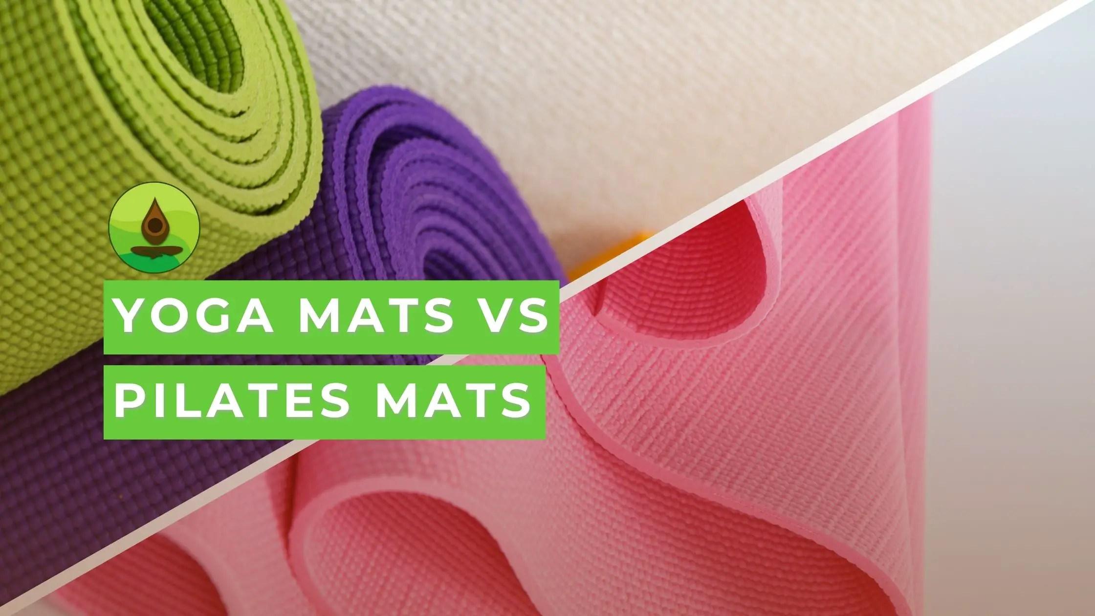 Yoga Mats Pilates Mats