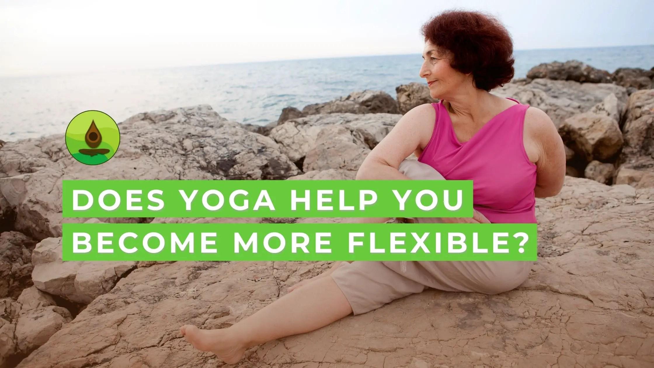 Yoga Flexible