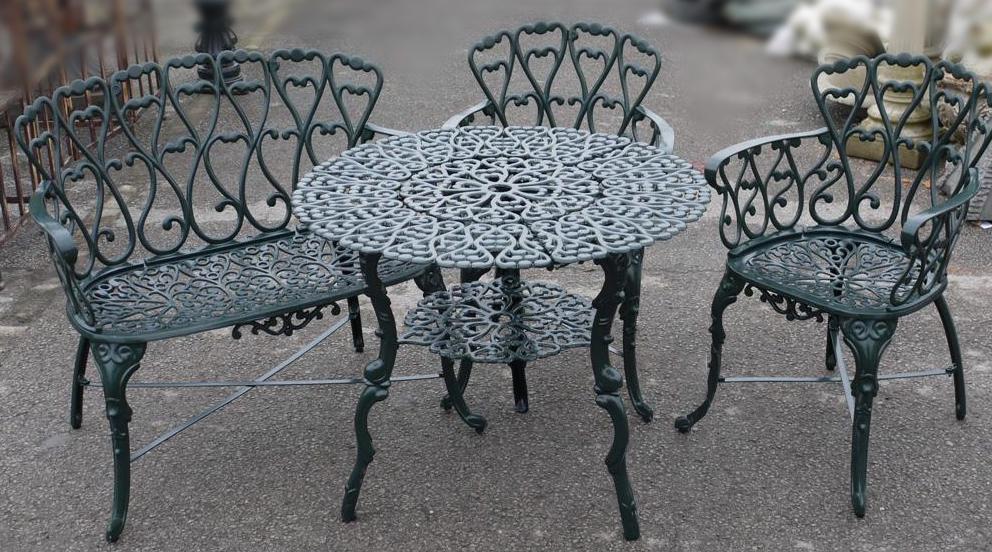 Table Pliante Metal Jardin Pas Cher | Mobilier De Jardin ...
