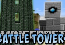 battle towers mod