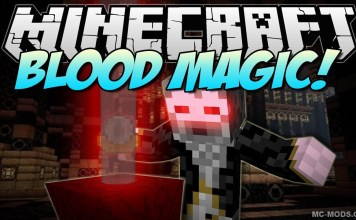blood magic mod