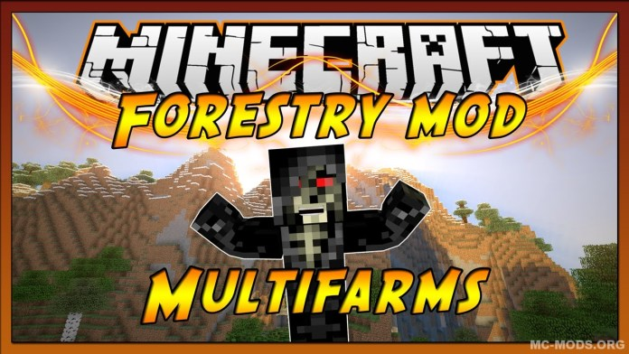 forestry mod