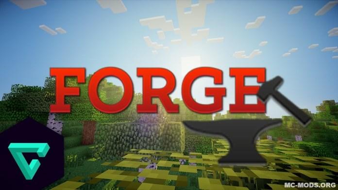 Minecraft Forge 1 13/1 12 2 - MC-Mods org