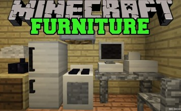 mrcrayfishs furniture mod