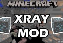 x ray mod minecraft