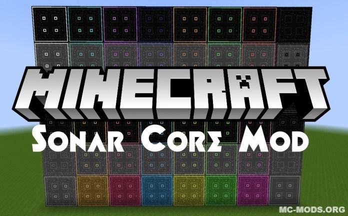 sonar core mod