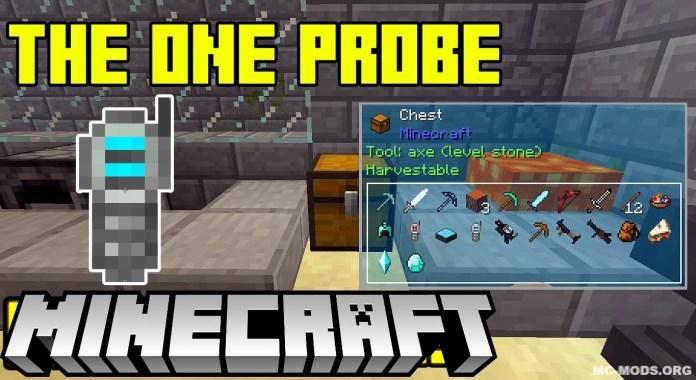 the one probe mod