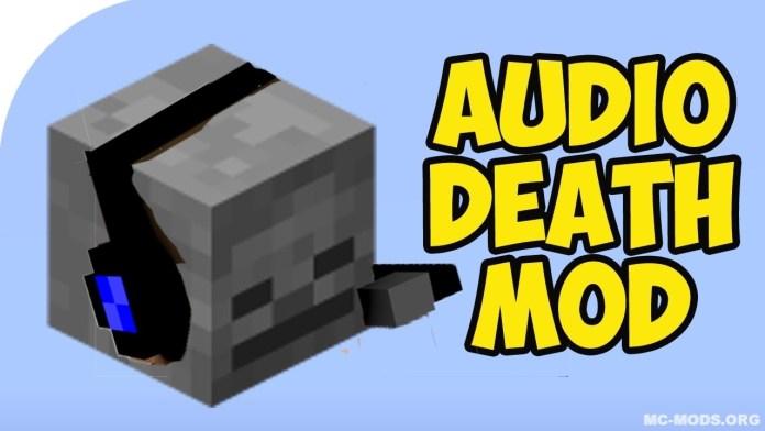 audio death mod