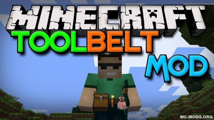 tool belt mod