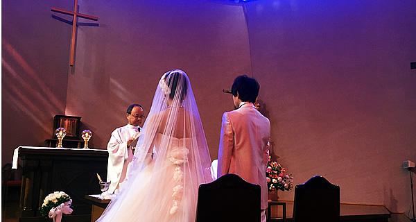結婚の意思の確認