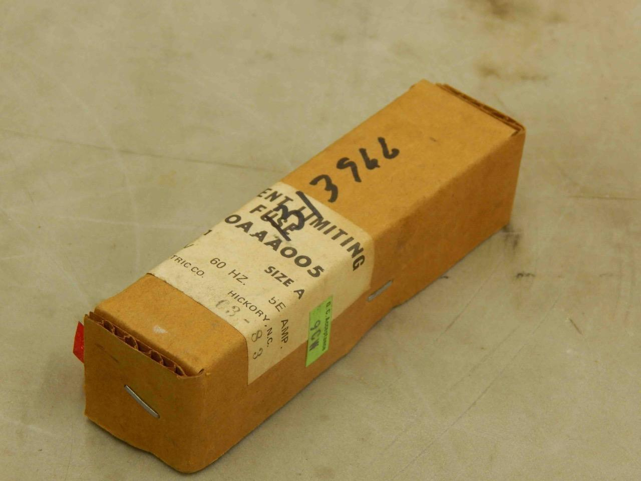 hight resolution of  351 general electric ge 9f60aaa005 type ej 1 current limiting fuse 5e amp