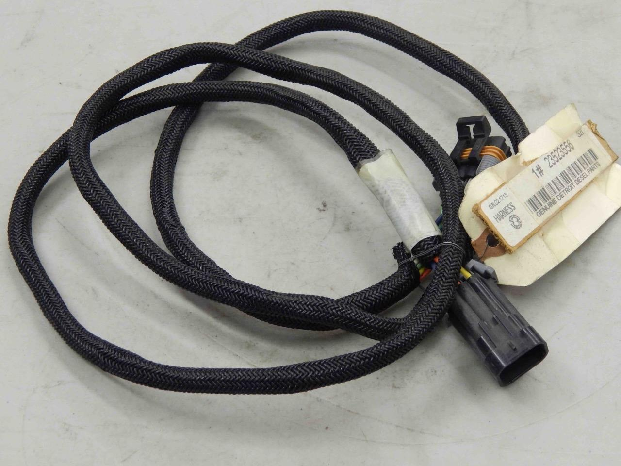 hight resolution of detroit diesel 23523556 oxygen sensor harness