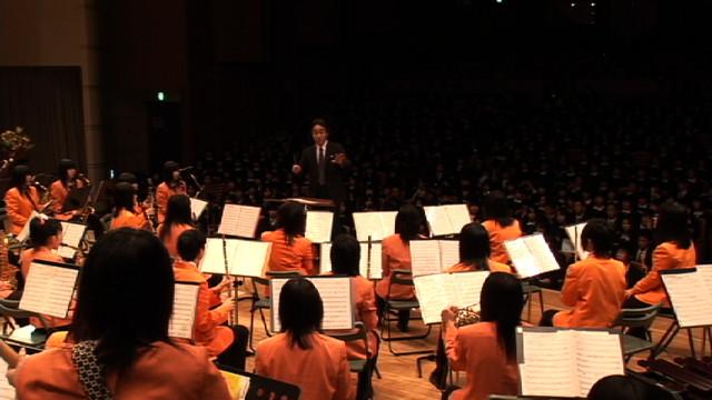 記念演奏会・北海道七飯高等学校 吹奏楽局