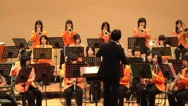 姉妹校提携記念渡米特別演奏会