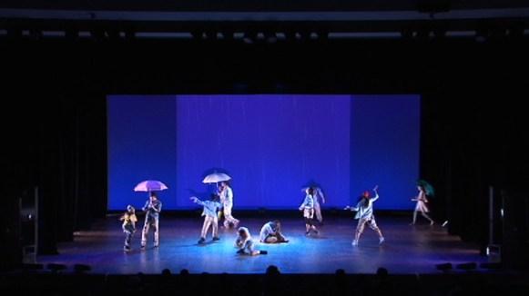 第3部「pray for... / umbrella」振付:YUSUKE