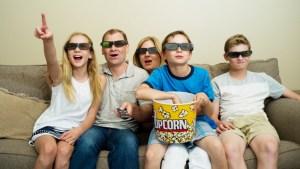 3D映像を楽しむ