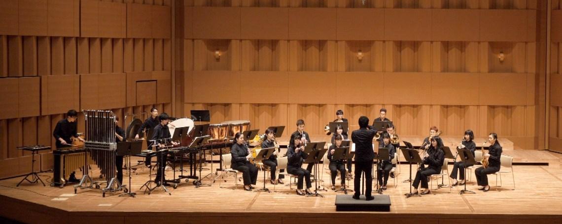 2-3_秘儀II 〜7声部の管楽オーケストラと4人の打楽器奏者のための〜