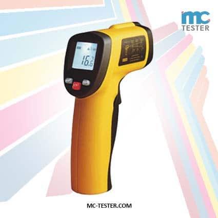 Alat Pengukur Suhu Infrared Thermometer AMF009