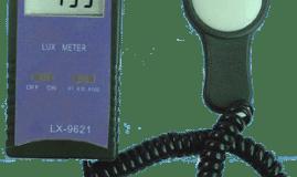 Digital Lux Meter LX9621