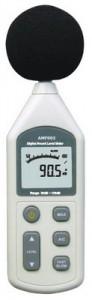 Alat pengukur tingkat kebisingan suara sound level meter