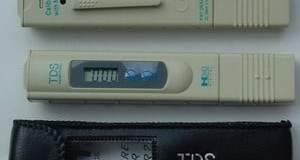 Alat pengukur kepadatan zat terlarut air t3