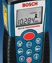 Alat Pengukur Jarak Laser Digital BOSCH DLE50