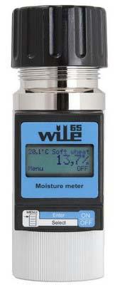 Alat Pengukur Kadar Air Bijian sampai 16 Jenis, Wile 65