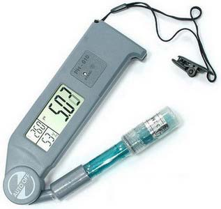 pH Meter, Kelembaban, dan Suhu Air seri KL-010