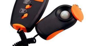 Light Meter | Alat Pengukur Intensitas Cahaya LX1010BS