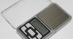 Alat Penimbang Emas Lab Digital Pocket Scale 200g x 0.01 PST01