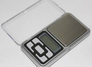 Alat Penimbang Emas Lab Digital Pocket Scale 200g x 0.01 PST01
