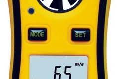 Alat Pengukur Kecepatan Angin Digital Anemometer amf001