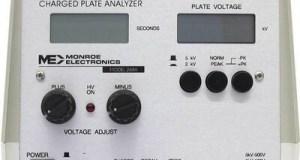 Alat Ukur Medan Elektrostatis - Charged Plate Analyzer 268A-1