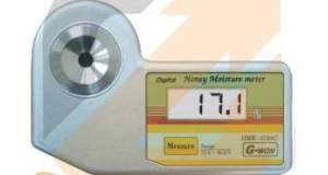 Alat Uji Test Ukur kadar air dalam madu gmk315ac