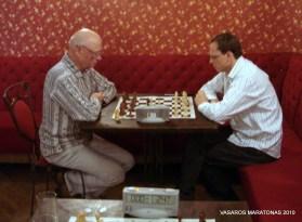 2010-06-02 žaibo turnyras:Vidmantas Putelis; Robertas Žebrauskis