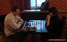 2010-06-02 žaibo turnyras: Robertas Žebrauskis; Salomėja Zaksaitė