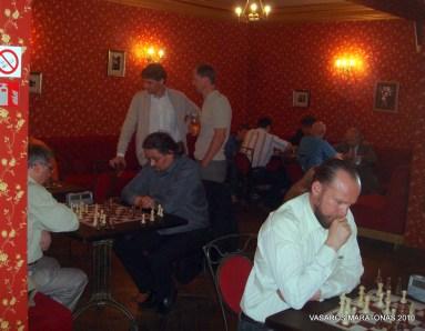2010-06-09 žaibo turnyras: Antanas Klimkevičius; Darius Matonis