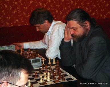2010-06-09 žaibo šachmatų turnyras: Rimantas Paliušis