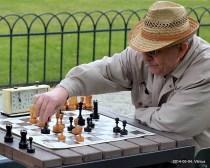 Leonid Mironenko; žaibo šachmatai; Bernardinų sodas