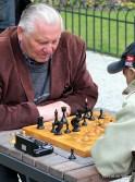 Kazimieras Jočius; žaibo šachmatai; Bernardinų sodas