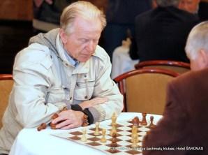 Antanas Beinorius; Vilniaus šachmatų klubas