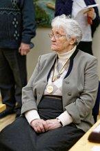 Marija Kartanaitė – Lietuvos šachmatų daugkartinė čempionė