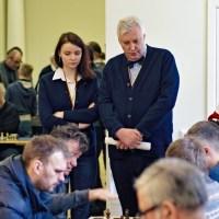 2016 m. sausio 24 dieną Vilniaus žydų (litvakų) bendruomenės namuose - atviras žaibo šachmatų turnyras dr. Mykolui Sakalinskui atminti