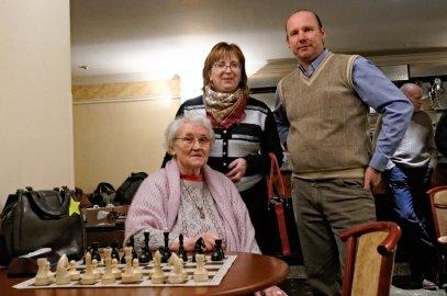 šachmatų varžybos Šarūno viešbutyje; Marija Kartanaitė; Marina Mališauskienė; Darius Matonis